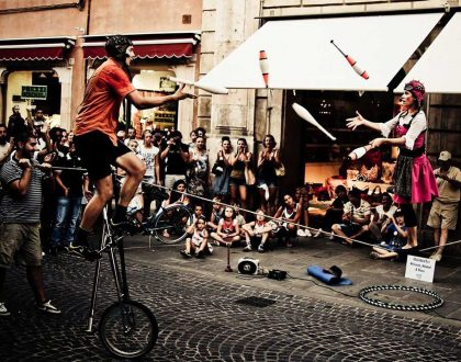 faenza buskers