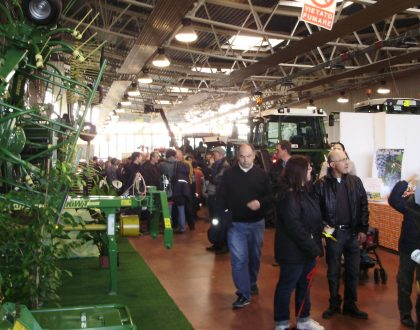 Mostra agricoltura faenza